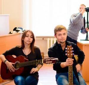 Мини-гитаристы